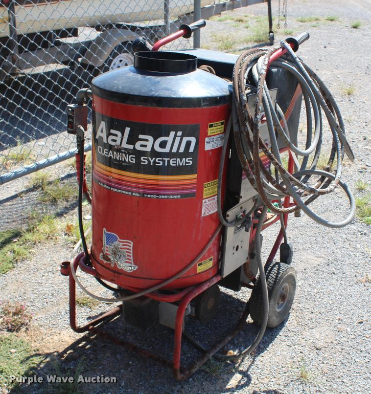 Aladin steam washer