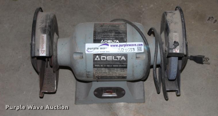 Delta bench grinder