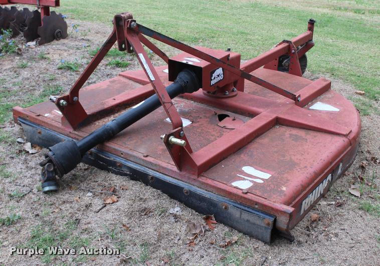 Rhino TW72 rotary mower
