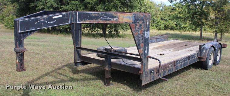 1993 Starlite equipment trailer