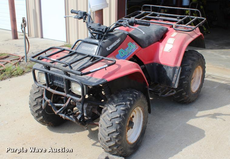 1993 Kawasaki Bayou ATV