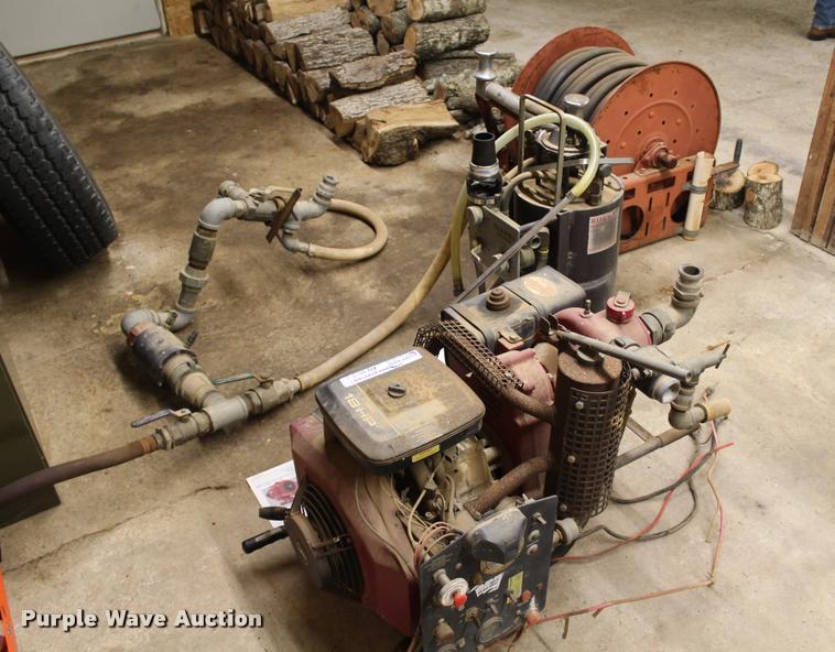 Wajax Pacific BB-4 ROB-500P flow mix