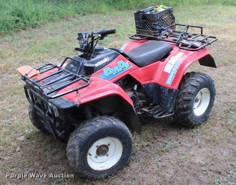 1994 Kawasaki Bayou ATV