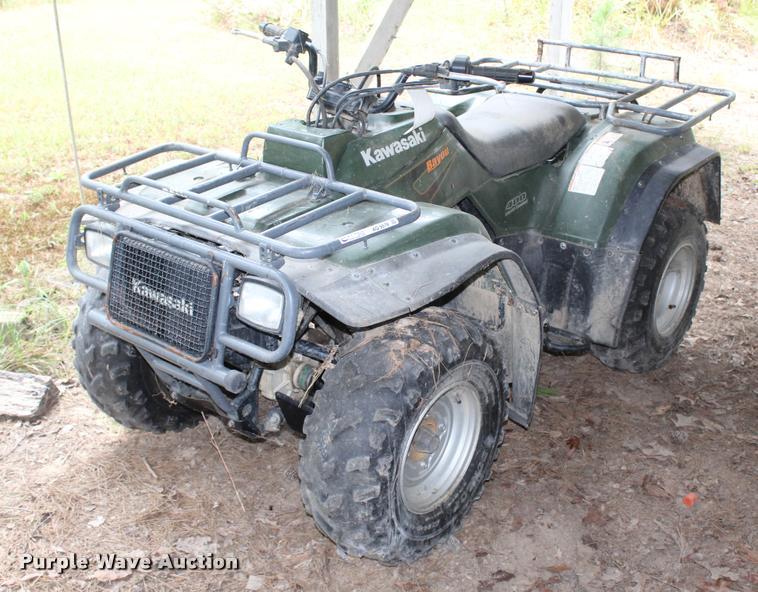 1999 Kawasaki Bayou ATV