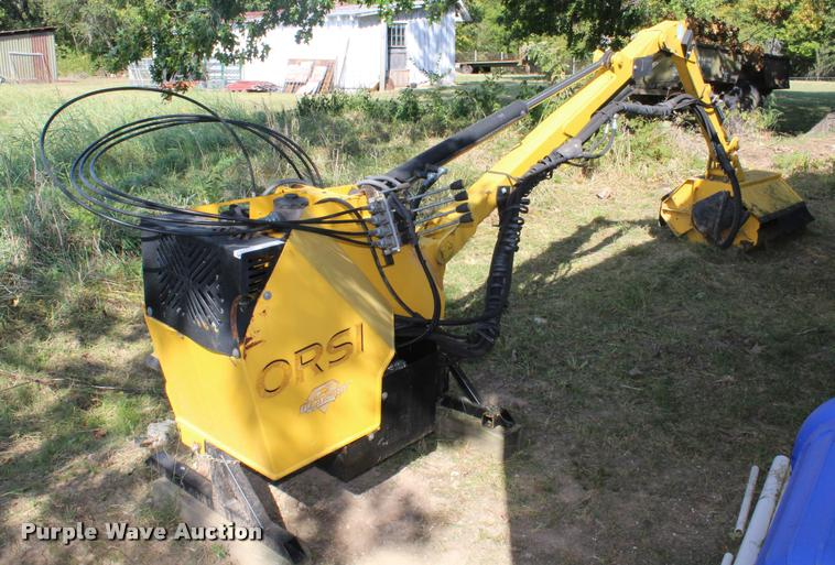 Orsi Diamond 1549 boom mower
