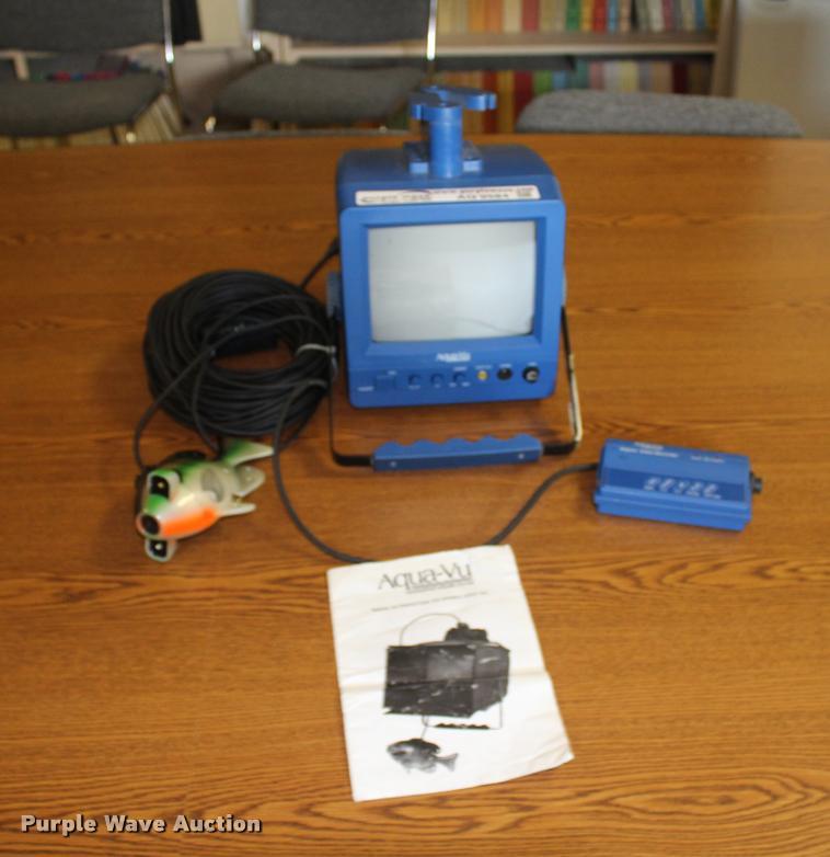 Aqua-Vu undewater digital video recorder
