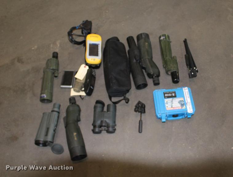 Law enforcement equipment