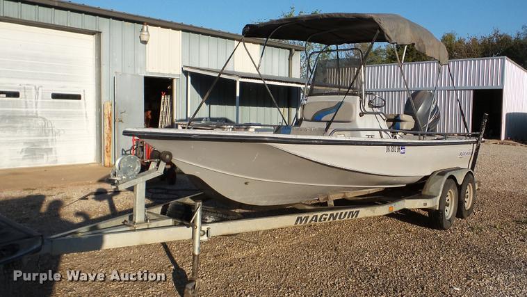 2005 Blue Wave 190 Classic boat