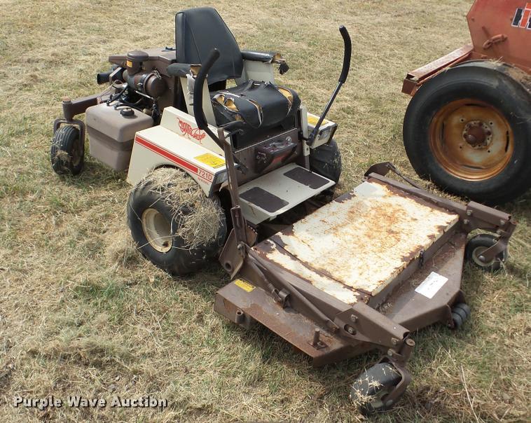 Grasshopper 721D lawn mower