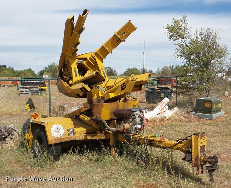 Big John 45TG tree spade