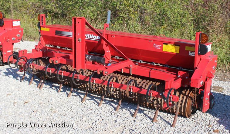 2014 Landoll Brillion SSBP10 seeder