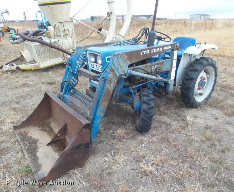 Ag Equipment Auction in Sublette, by Purple Wave Auction