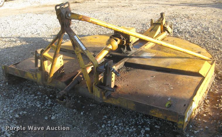 FMC Side Winder 7X7 rotary mower