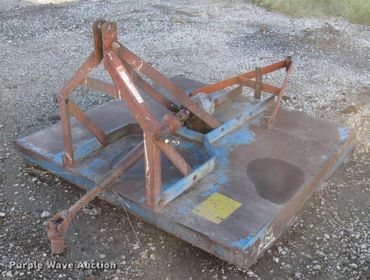 BMB rotary mower