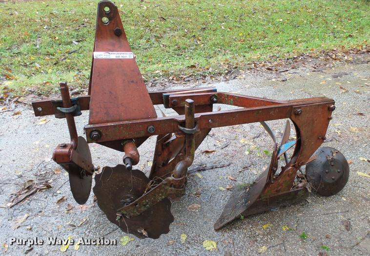 Ford IOI two bottom plow