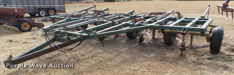 Flex King 5X5 sweep plow