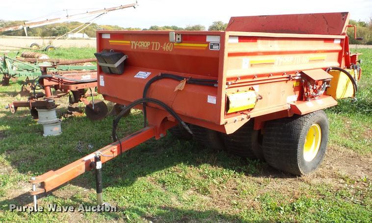 Ty Crop TD-460 spreader