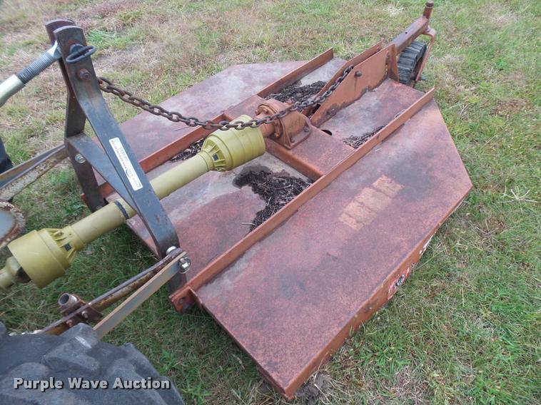 Bush Hog 5060R rotary mower