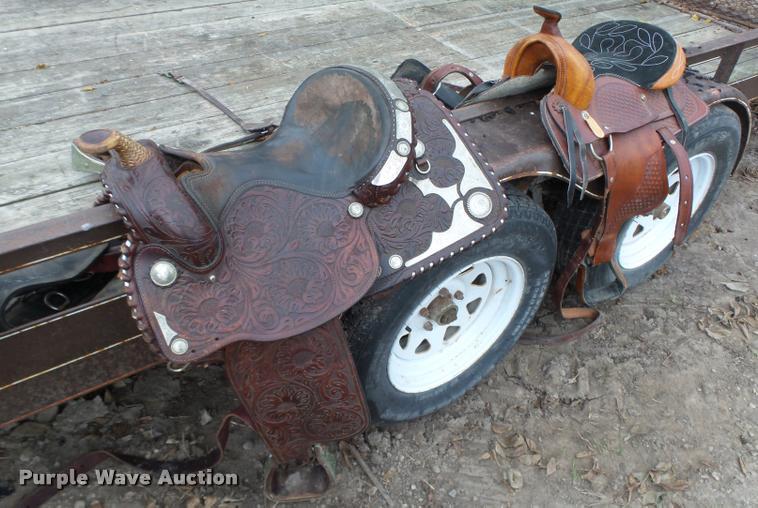 (2) saddles