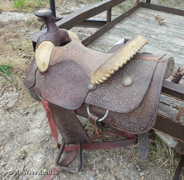 Smith Saddlery saddle