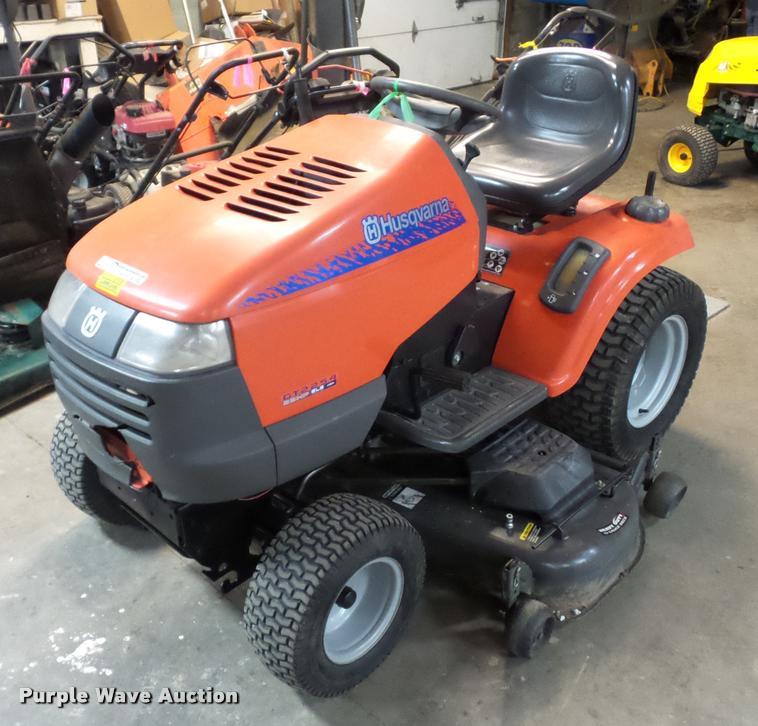 Husqvarna GT2254 lawn mower
