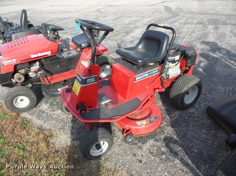 Snapper 1438H lawn mower