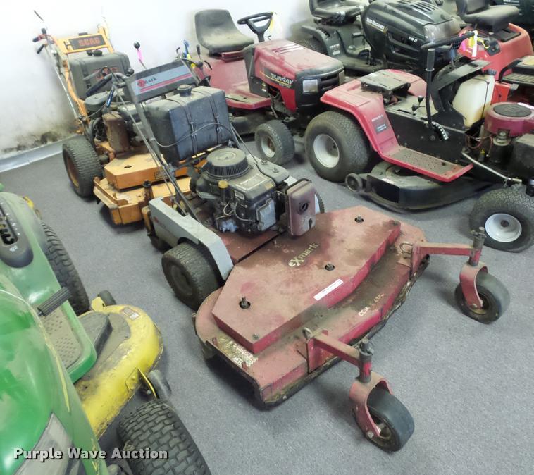 (2) ZTR lawn mowers