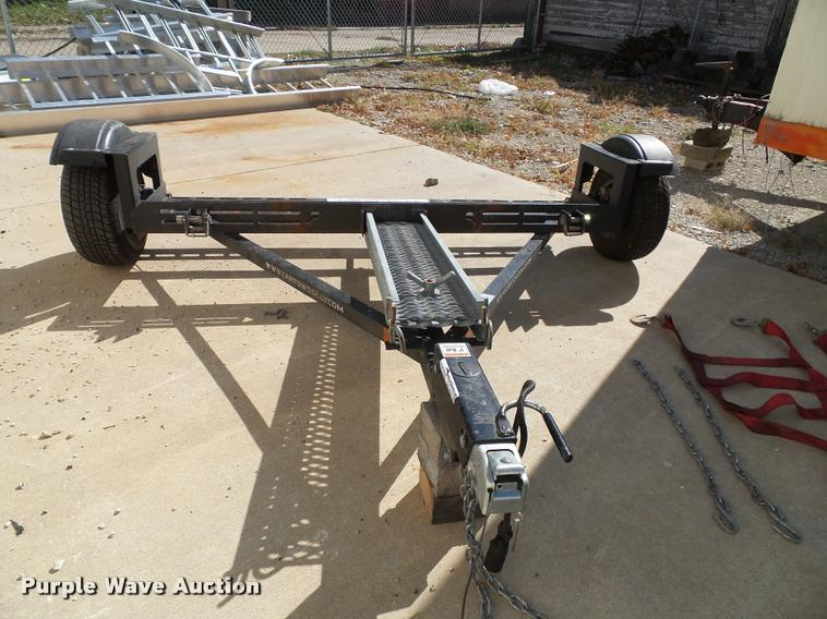 2015 Acme Eze-Tow tow dolly
