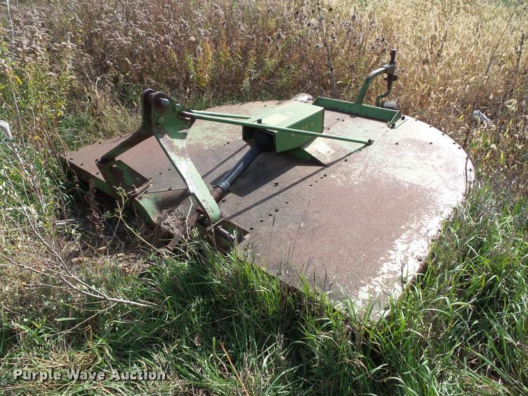 John Deere K0407 rotary mower