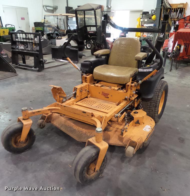 Scag Tiger Cub ZTR lawn mower