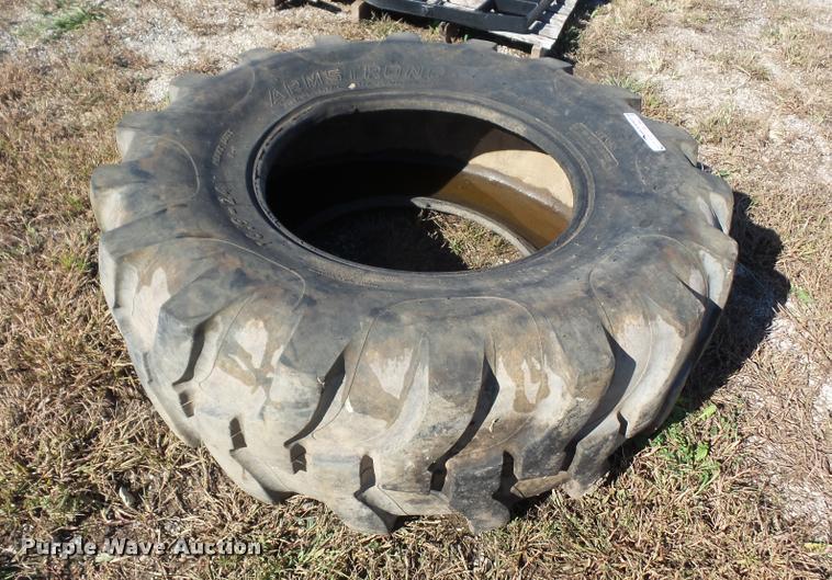 Armstron 16.9-24 tire