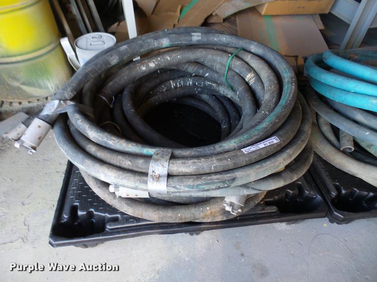 Sand blasting hoses