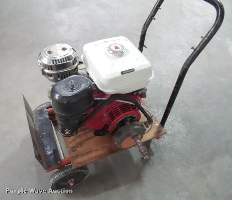 Honda GX240 multi-fuel engine