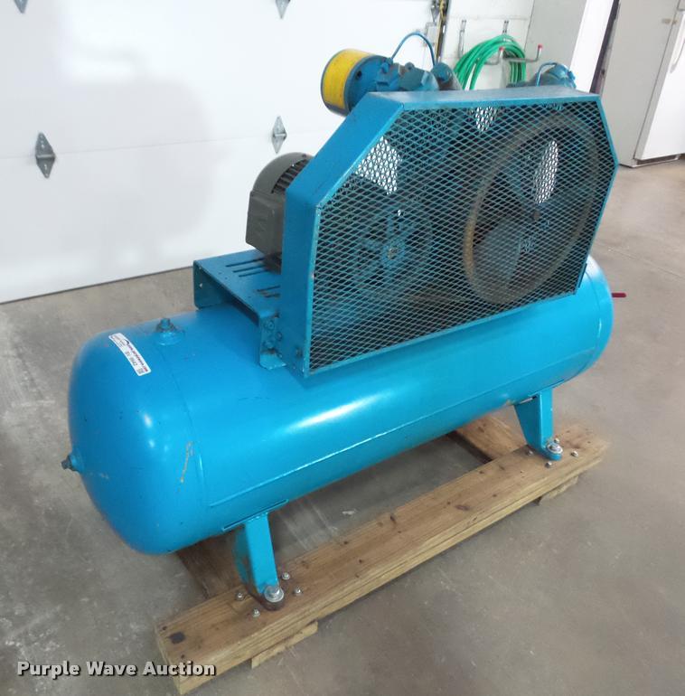 Dresser air compressor
