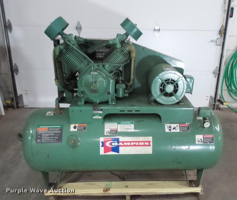 1992 Champion air compressor