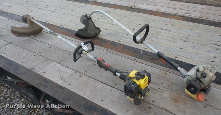 (2) string trimmers