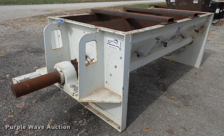 H&S agitator mixer