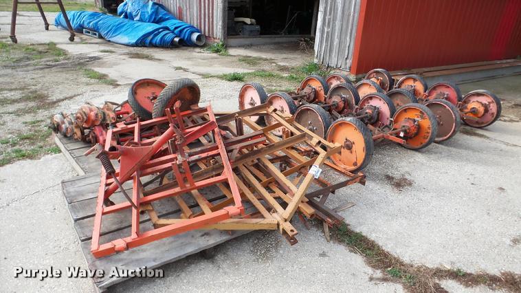 Jacobsen lawn mower parts