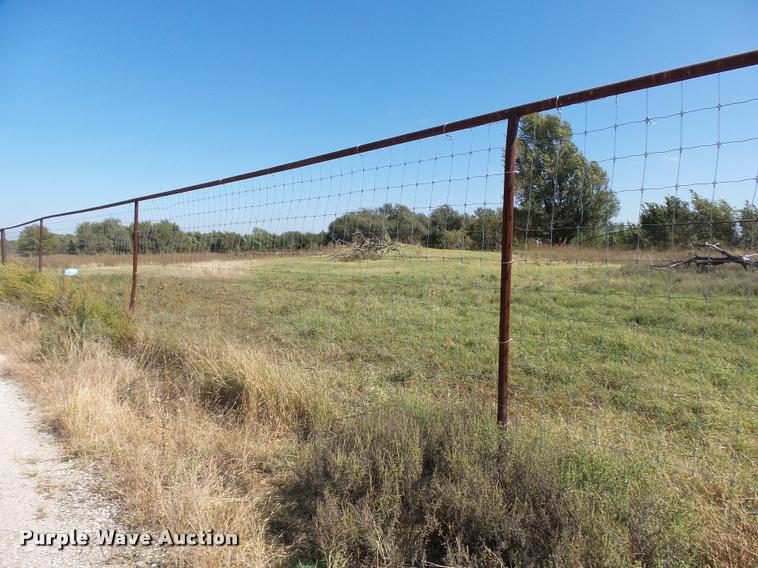 Exotic game fence
