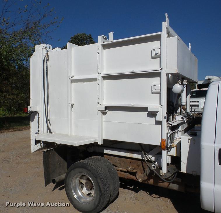 Wayne M-1 trash compactor