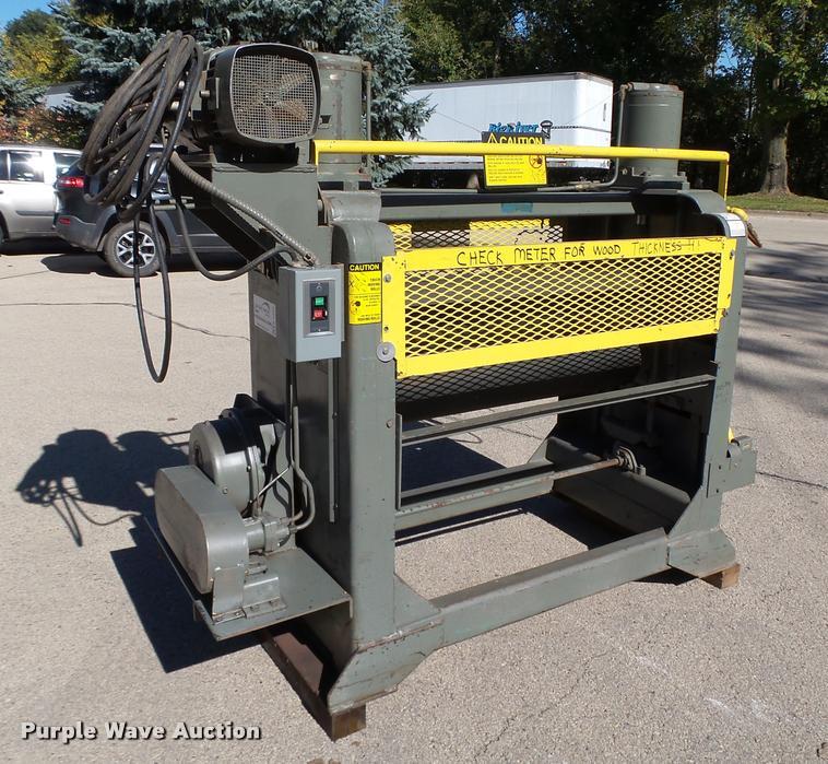 Black Brothers RPP-875 pneumatic rotary press