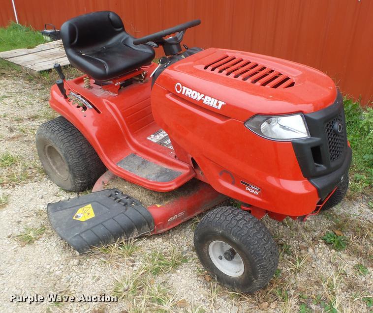 Troy-Bilt lawn mower