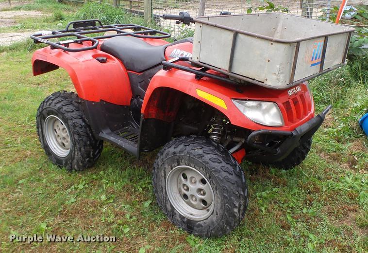 2007 Arctic Cat 500 ATV