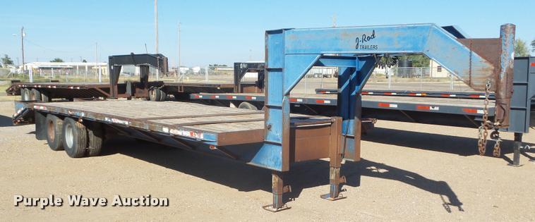 1997 J-Rod equipment trailer