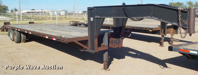 2016 Road MX equipment trailer
