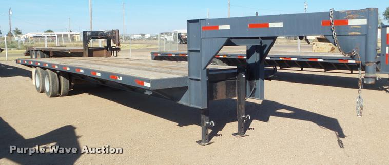 1989 J-Rod equipment trailer