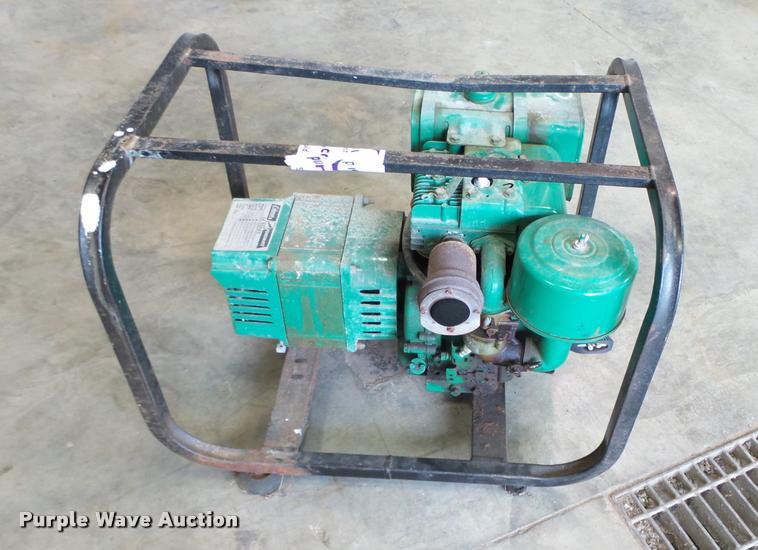 Coleman 544000 generator