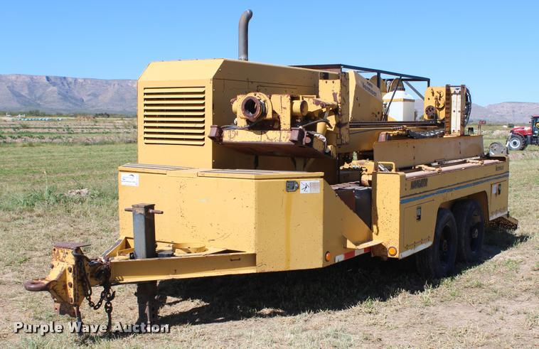 1994 Vermeer Navigator D14/24TB directional drill