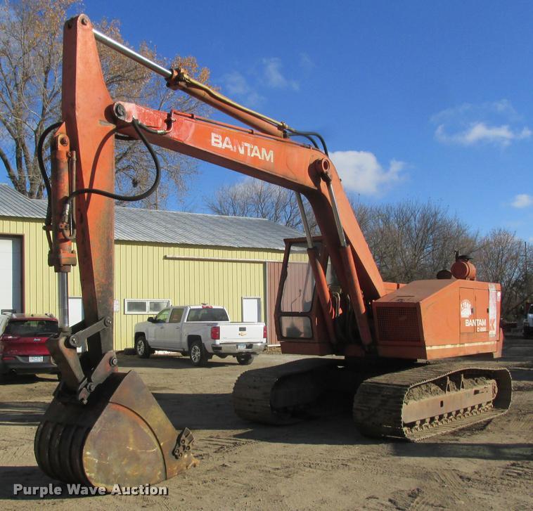 Koehring C-266 excavator