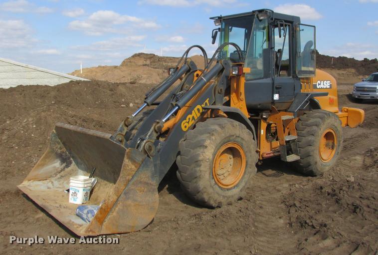 2002 Case 621D XT wheel loader
